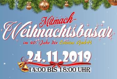 Mitmach-Weihnachtsbasar